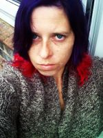 new hair colour by frogslave69