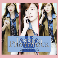 Photopack Jessica-SNSD 032 by DiamondPhotopacks