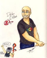 Dylan from the Zone 91.3 by arystar