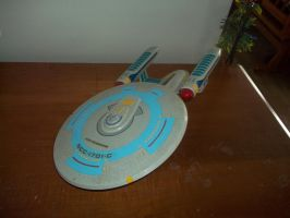 U.S.S. Enterprise NCC-1701-C by Starfox2o12