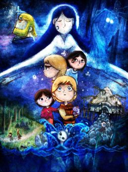 Song of the Sea by Meorow
