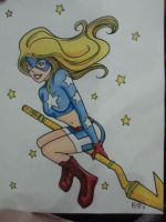 Stargirl Commission by RichBernatovech