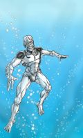 Sea-or pin-up by Gazbot