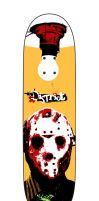 district skateboard design 2 by sykologic