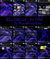 Blue Etherial by wraithevolution