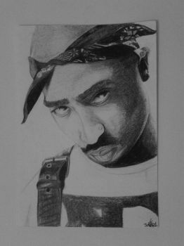 TUPAC SHAKUR - TUFER by RBT713