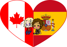CanSpa Shimeji Heart by LadyAxis
