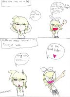 Rin and Len VS Twilight xD by TobiObito4ever