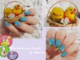 Manicure #108 by Best1a