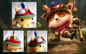 League of Legends Teemo Octo Plush by Yuwi