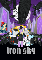 Ironsky Brony edition by SadlyLover