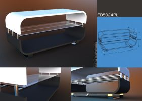ED5024PL TVStand by 3DEricDesign