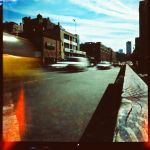 Contrast -NYC in analog series by B-astia-n