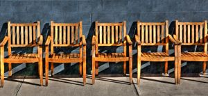 Row of Chairs by troglow