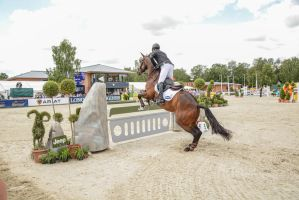 3DE Luhmuehlen Show Jumping Lift Off Series 10 by LuDa-Stock