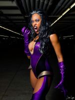 Sindel from Mortal Kombat by SNTP