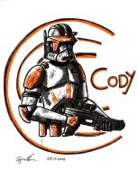 Commander Cody by Tipsutora