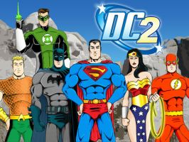 DC2 Justice League by herrenmedia