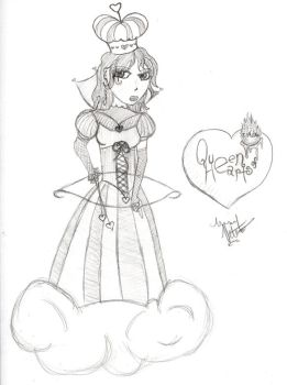 Queen of Hearts by myhappilyeverafter