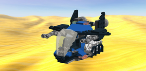 Ultimate drop ship 1 by SWAT-Strachan