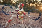 DW7- Sun Shang Xiang by vaxzone