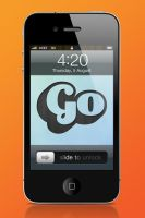 Gowalla iPhone Wallpaper Pack by RedeemingDesign