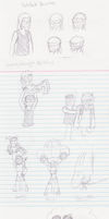 Autolock doodles by automatic-disaster