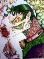 JOKER by Souravmad