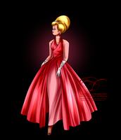 Disney Haut Couture - Lottie by selinmarsou