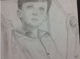 Bruno (Asa Butterfield) by thatlastmonday