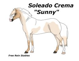 1825 Soleado Crema by ANIMALGIRL1869