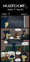 NuzRooke Silver - Chapter 7 - Page 42 by DragonwolfRooke