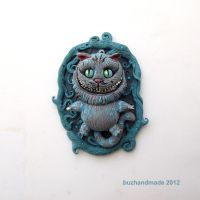 Cheshire CAT new Style by buzhandmade
