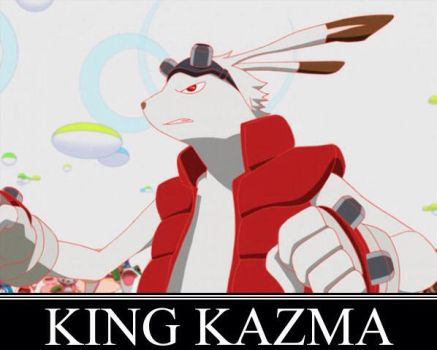 Summer Wars King Kazma by TheHappyWarLord
