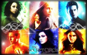 The Secret Circle Wallpaper by CertainlyLostFameGal