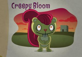 Creepy HTF Bloom by Culu-Bluebeaver