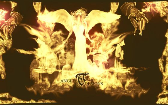 TC - Angels and Demons by TreehouseCharms