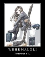 Wehrmacht Loli MotivationP by FireOps