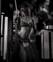 Sin City - Nancy Callahan by 7Sins7
