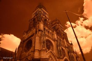 IR Voidtown Cathedral II by IRphotogirl