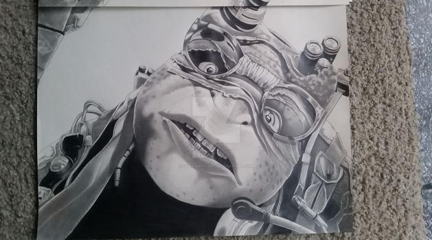 Donatello finished art by corysmithart