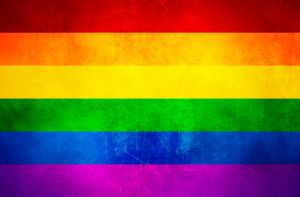 FLAG GAY Community One by paundpro