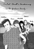 Old Sketch of Giuliano Family by LCMorganTDA