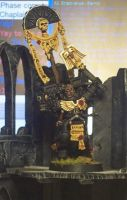 Chaplain Pius by ROBOPOPE