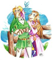 Zelink: Told You So. by Foxtail-89