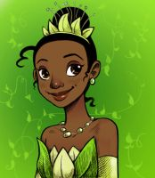 Tiana by courtneygodbey