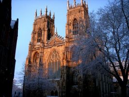 The stunning York minster . by velar1