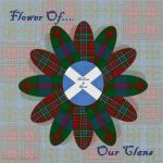 Flower Of Our Clans by Shirley-Agnew-Art