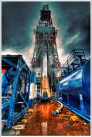 Rig Derrick w. Completions by tmz99