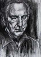 Alan Rickman is a classy gent by EllaWilliams